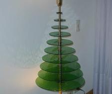 Argentina premió al mejor árbol de navidad ecológico