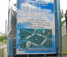 Superárbol: un invento peruano que purifica el aire
