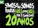 Greenpeace cumple 20 años en México