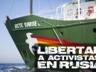 Salvar el Ártico: Liberación de los #Arctic30