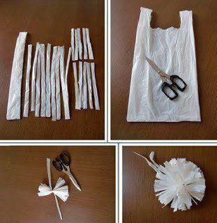 decoracion-navidena-con-materiales-reciclados-copos-de-nieve-bolsas-plastico