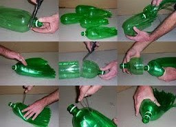 16 ideas para reciclar botellas de plástico
