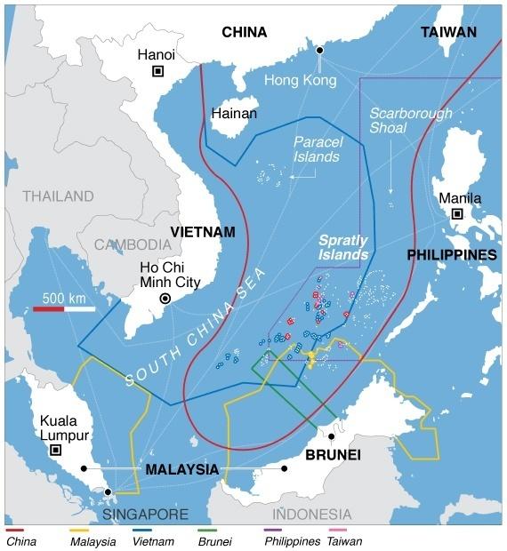 40-mapas-que-explican-el-mundo-Reclamos-territoriales-en-el-Mar-del-Sur-de-China