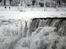 El 'vórtice polar' congela las Cataratas del Niágara | Cambio Climático