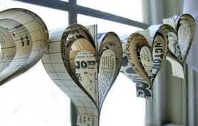 ¿Cómo hacer regalos para San Valentín 2015 con material reciclado?