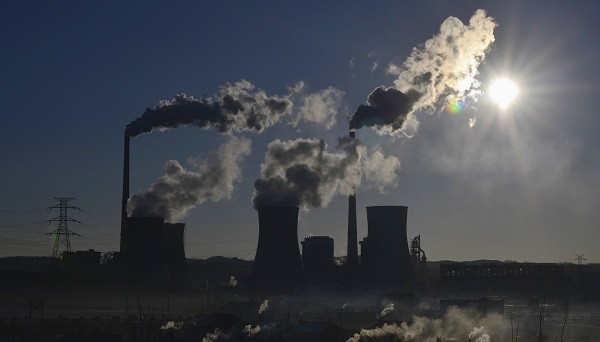 contaminacion termica