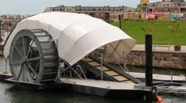 Rueda Solar | Solución para los desechos de plásticos en los océanos