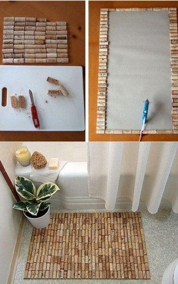 14-formas-curiosas-de-reciclar-cosas-viejas-alfombra-de-corcho