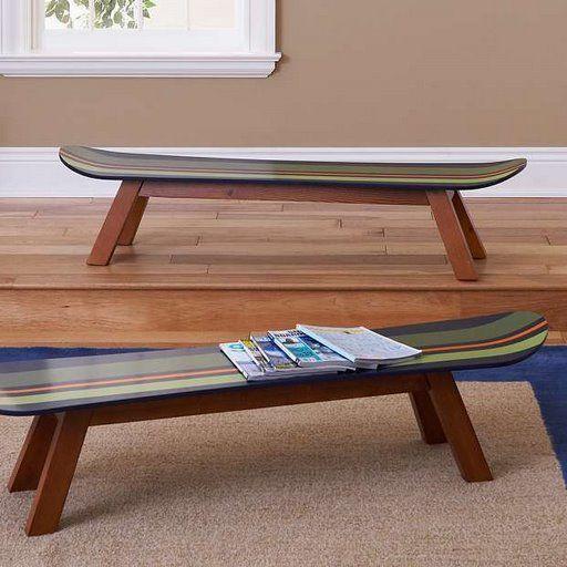 14-formas-curiosas-de-reciclar-cosas-viejas-mesa-con-tabla-de-skate