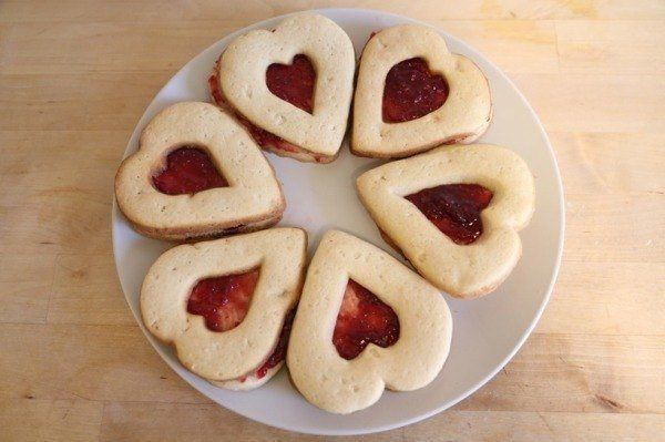 11 regalos hechos en casa para regalar estas navidades y reyes magos Galletas de azúcar veganas