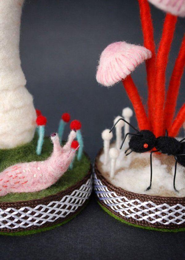 manualidades-con-fieltro-adorables-esculturas-detalle-animales