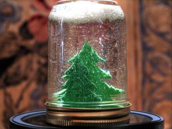 25-nuevos-usos-para-tarros-y-botes-viejos-reciclaje-frasco-de-nieve
