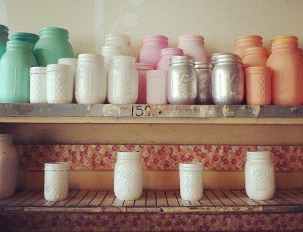 25-nuevos-usos-para-tarros-y-botes-viejos-reciclaje-jarrones