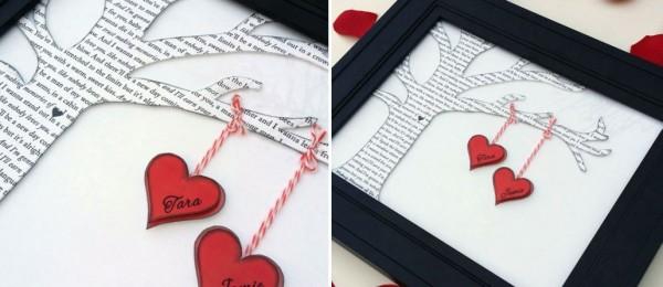 C mo hacer regalos para san valent n 2018 con material - Como hacer adornos de san valentin ...