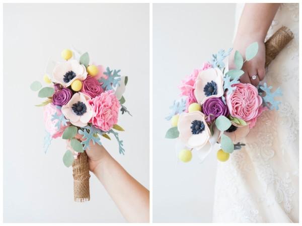 flores-recicladas-para-regalar-en-san-valentin-fieltro