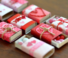 Ideas para regalos de San Valentín 2018 con material reciclado