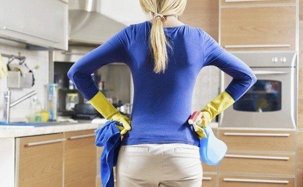consejos limpiar sin productos quimicos