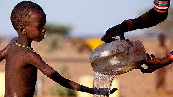 agua en africa