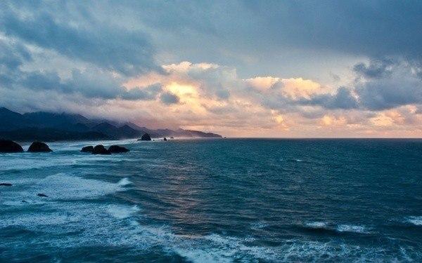 agua oceanos