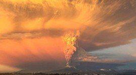 La increíble Explosión del volcán Calbuco – Vídeo