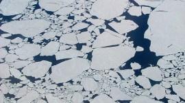 El hielo oceánico del Ártico se resquebraja como nunca