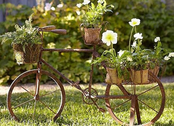macetas bicicleta