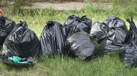 Separación de residuos en Buenos Aires