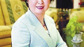 Zhang Yin, millonaria gracias al reciclaje