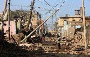 La tragedia del terremoto en Perú