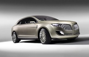 Lincoln MKT Concept: una opción de lujo verde