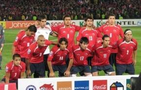 Chile lleva la ecología al estadio