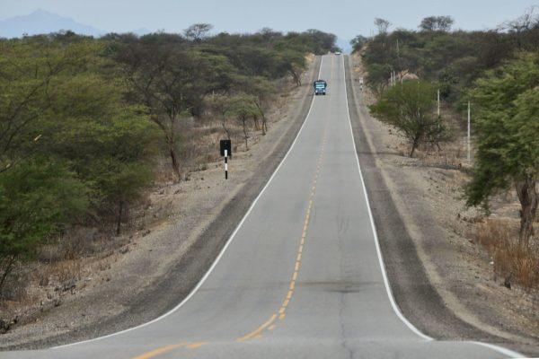 La construcción de carreteras