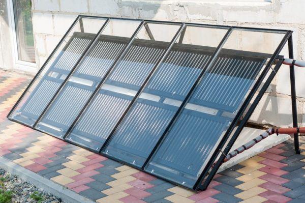 Paneles solares tipos