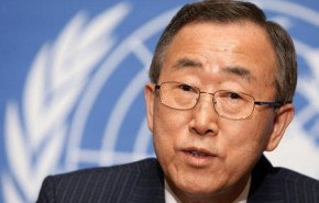 Ban Ki-moon avisa sobre la extinción de la vida humana