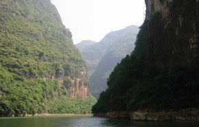 El río más grande de China se secó por el cambio climático