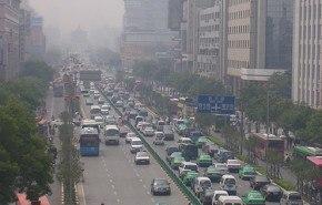 En 2008, China podría llegar a ser el máximo emisor de CO2