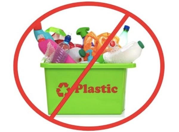 Prohibido plástico