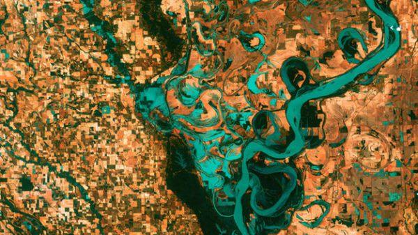 Delta del Río Mississippi