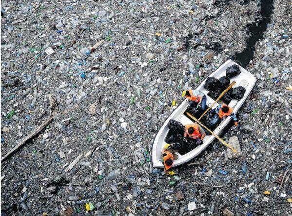 El Gran Parche de Basura del Pacífico