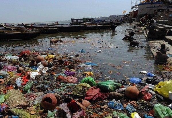 rio nilo polucion