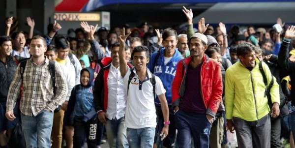 Dónde están ahora los refugiados