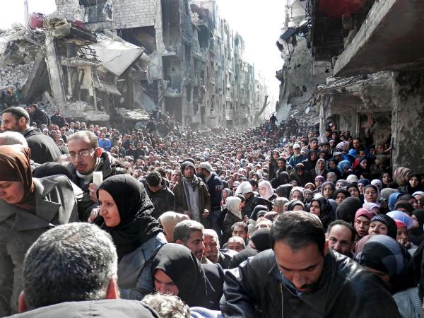 El problema sirio en los ciudadanos