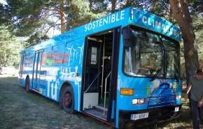 Climabús lleva a Valencia contenidos didácticos