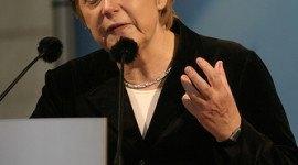 Angela Merkel quiere proteger el medioambiente
