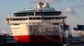Otro crucero choca en la Antártida