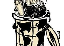Mundo basura, un espectáculo de Ecologistas en Acción