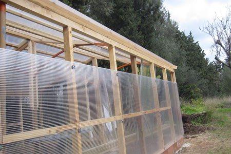 Invernaderos caseros Diseno de invernaderos pdf