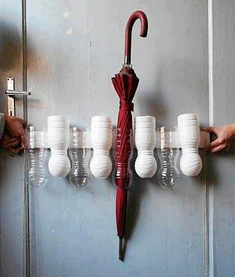 16-ideas-para-reciclar-botellas-de-plastico-paraguero