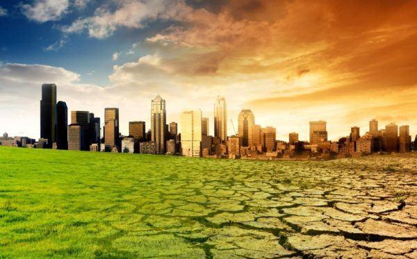 Cambio climatico causas
