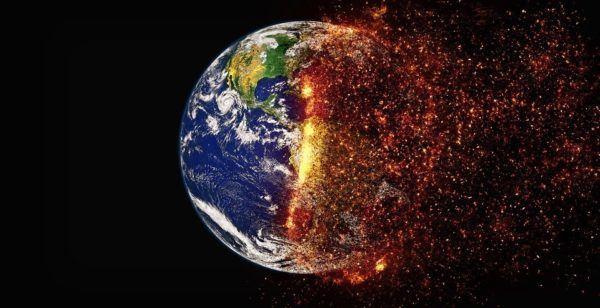Cambio climatico causas radiacion